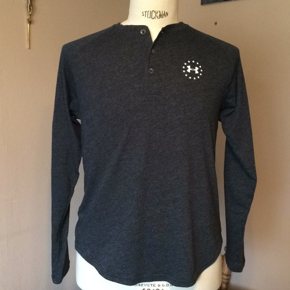 86d16b10 Under Armour Wounded Warrior Project Henley. M_5abbe464a6e3eab87199c643
